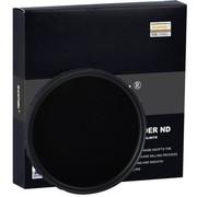 卓美 ND W ND2-400 77mm 超薄可调ND镜 减光镜 中灰镜
