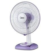 美的 FT30-10A 3叶电风扇/台扇 紫色可定时