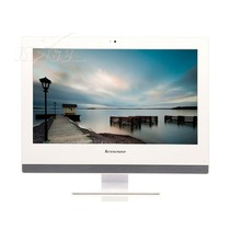 联想 扬天S520-00(G3220/集显/可俯仰底座/白色)产品图片主图