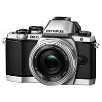 奥林巴斯 E-M10 微型单电套机 银色(M.ZUIKO DIGITAL ED 14-42mm F3.5-5.6 EZ 镜头)产品图片主图