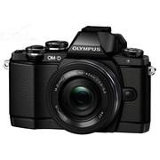 奥林巴斯 E-M10 微型单电套机 黑色(M.ZUIKO DIGITAL ED 14-42mm F3.5-5.6 EZ 镜头)