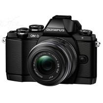 奥林巴斯 E-M10 微型单电套机 黑色(M.ZUIKO DIGITAL 14-42mm F3.5-5.6 Ⅱ R镜头)产品图片主图