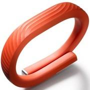 Jawbone UP24新款智能手环 蓝牙版 柿子红 S