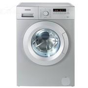 西门子 (SIEMENS)WM10X2C80W 6公斤全自动滚筒洗衣机(银色)