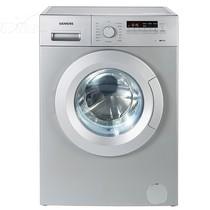 西门子 (SIEMENS)WM10X2C80W 6公斤全自动滚筒洗衣机(银色)产品图片主图