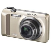 卡西欧 EX-ZR500 数码相机 金色 (1610万像素 3.0英寸液晶屏 12.5倍光学变焦 24mm广角)
