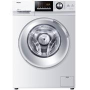 海尔 (Haier) XQG60-B1226AW 6公斤全自动变频滚筒洗衣机(瓷白色)