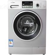 美的 (Midea)MG60-N1003E(S) 6公斤简尚全自动滚筒洗衣机(银色)