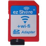 ez Share wifi sd无线 MicroSD 适配器 16G 32G存储卡tf卡随意搭