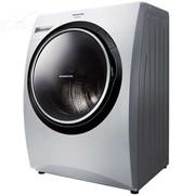 松下 (Panasonic)XQG60-V63GS 6公斤多功能全自动滚筒洗衣机(银色)