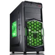 鑫谷 竞技者5 中塔游戏机箱(极速SSD位/强劲散热/原生usb3.0/背线/防尘/支持超长显卡)