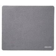 SANWA SUPPLY 山业SANWA MPD-NOTE2GY 可做屏幕擦拭、键盘罩的多用途小型鼠标垫