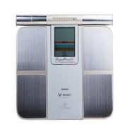 欧姆龙 脂肪测量仪 HBF-701 脂肪秤图表管理 体重体脂肪测量仪 银色