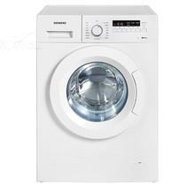 西门子 (SIEMENS)WM10X2C00W 6公斤全自动滚筒洗衣机(白色)产品图片主图