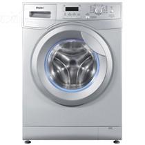 海尔 (Haier)XQG70-B10866 7公斤变频滚筒洗衣机(银灰色)产品图片主图