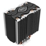 超频三 铁塔 智能温控 全平台CPU散热器(4条热管/双塔散热结构风/静音设计)