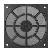 酷冷 12cm机箱防尘网 (防震橡胶钉/可水洗/通用12cm机箱风扇安装位/绝佳防尘)