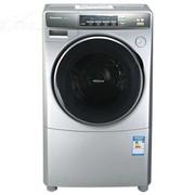 松下 XQG70-V75GS 7公斤全自动滚筒洗衣机(银色)