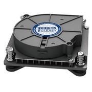 超频三 C81H大雨 CPU散热器(适用1U服务器、迷你机箱/智能温控散热设计)
