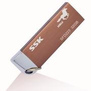 飚王 锐界马年版 U盘(SFD223) 32G(玫瑰金) USB3.0