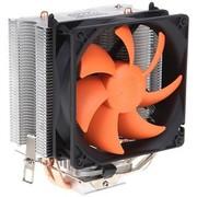 超频三 红海 多平台CPU散热器(双热管/90mm静音风扇/可扩充双风扇)