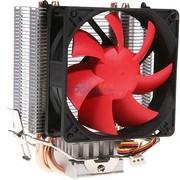 超频三 红海mini 多平台CPU散热器风扇(静音版)