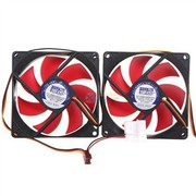 超频三 V9 PCI位显卡散热器