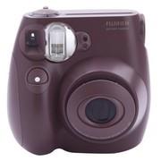 富士 instax mini7s相机 (咖啡色)