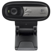 罗技 C170 网络摄像头 黑色产品图片主图