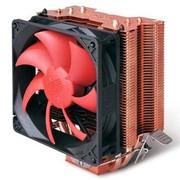 超频三 红海10增强版 多平台CPU散热器(3条纯铜热管/9cm静音风扇)