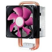 酷冷 暴雪T2 CPU散热器(多平台/2热管/静音风扇/长寿命风扇/附带硅脂)