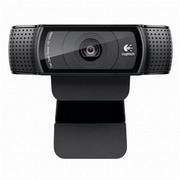 罗技 Pro C920 高清网络摄像头 黑色