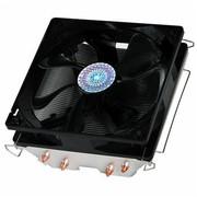 酷冷 旋风V400散热器 CPU散热器(多平台/4热管/静音风扇/附带硅脂)