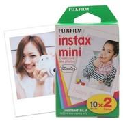富士 instax mini相纸白边(双盒套装)