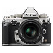尼康 Df 单反套机 银色(AF-S NIKKOR 50mm F1.8G 镜头)