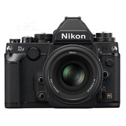 尼康 Df 单反套机 黑色(AF-S NIKKOR 50mm F1.8G 镜头)