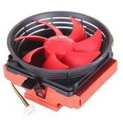 超频三 七星瓢虫智能版 多平台CPU散热器(100mm智能调速风扇/静音/装机首选)