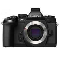 奥林巴斯 OM-D E-M1 微型单电机身 黑色(5轴防抖 内置WiFi 可翻转触摸屏 防尘防水溅防冻)产品图片主图
