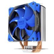 超频三 蝴蝶S125 CPU散热器(3根8mm热管/12cm静音减震风扇)