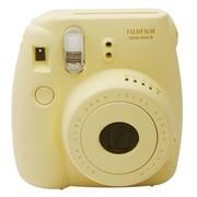 富士 instax mini8相机 (黄色)