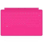微软 Surface 触控式键盘保护套(洋红色)