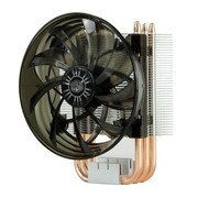 酷冷 猎鲨300 CPU散热器(多平台/3热管/静音风扇/附带硅脂)
