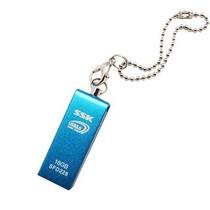 飚王 新诱惑 金属防水U盘(SFD228) 16G(蓝色) USB3.0产品图片主图