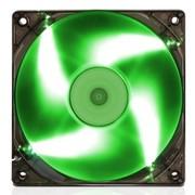 先马 游戏风暴散热风扇 (LED绿光/12CM/游戏机箱风扇)