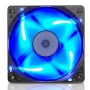 先马 游戏风暴散热风扇 (LED蓝光/12CM/游戏机箱风扇)
