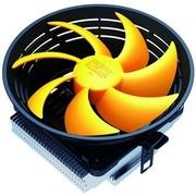 超频三 金钱 多平台CPU散热器(12cm静音大风扇/超大散热面积)