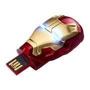 迪士尼 钢铁侠3马克(头盔)42 8GB U盘