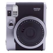 富士 趣奇(checky)instax mini90相机 古典感觉 黑色