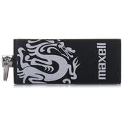 麦克赛尔 精致中国风(龙纹)32GB U盘 黑色