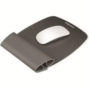 范罗士 CRC93118 I-Spire系列人体工学 苹果 护腕式抗菌鼠标垫 (魅影灰)